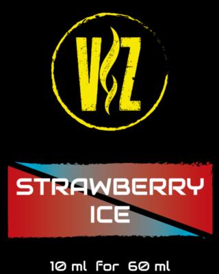 V&Z - STRAWBERRY ICE 10/60