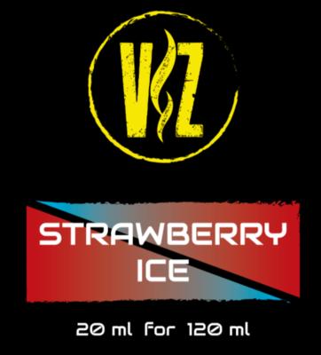 V&Z STRAWBERRY ICE 20/120
