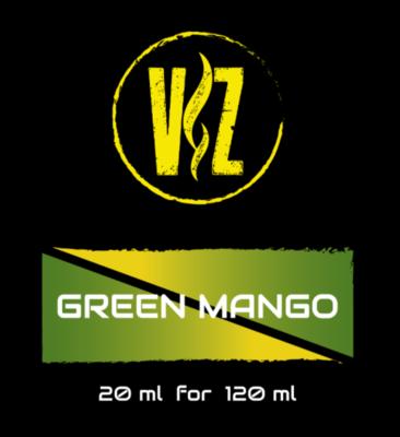 V&Z GREEN MANGO 20/120