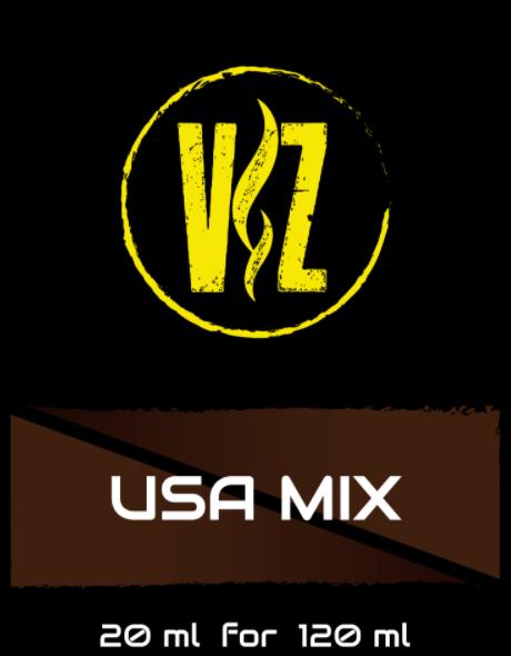 V&Z - USA MIX 20/120