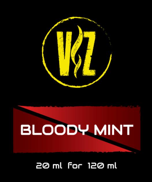 V&Z - BLOODY MINT 20/120