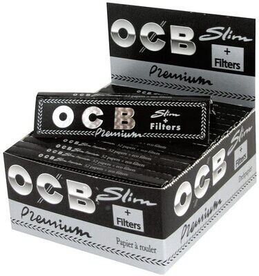 OCB rizle Premium + flopovi