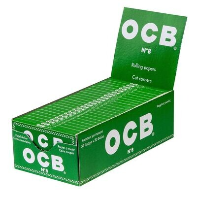 OCB rizle zelene