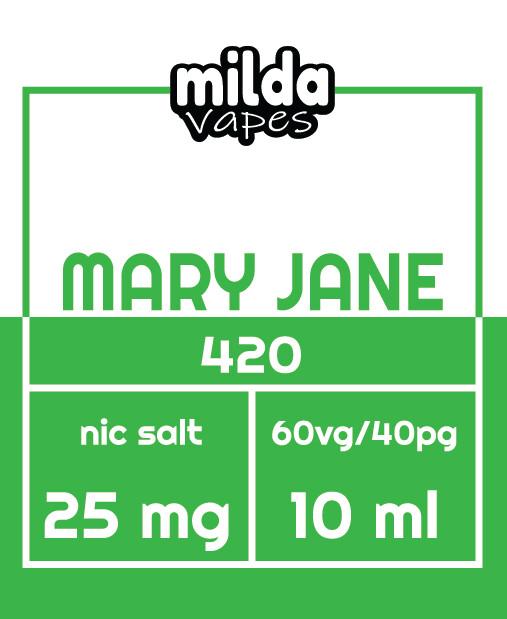 Milda Salt - Mary Jane