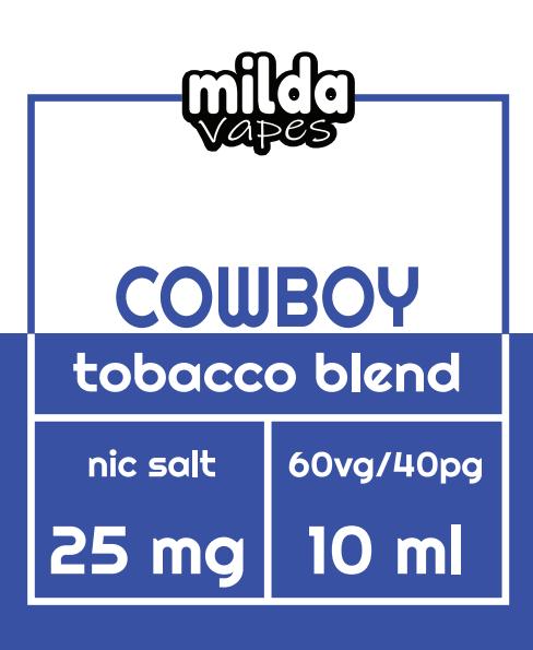 Milda Salt - Cowboy