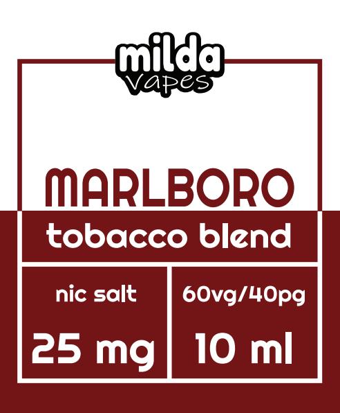 Milda Salt - Marlboro