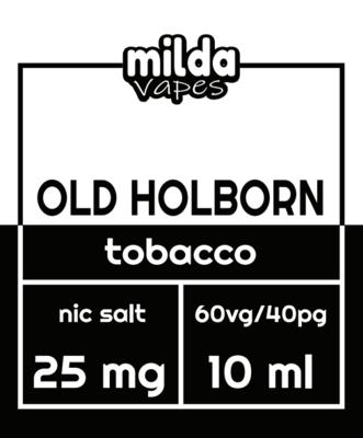 Milda Salt - Old Holborn