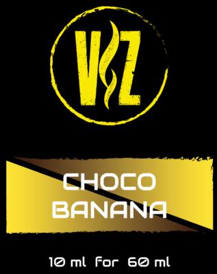 V&Z - CHOCO BANANA 10/60