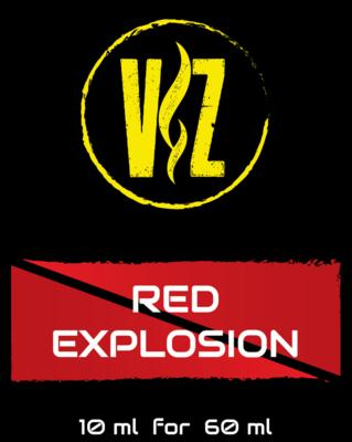 V&Z - RED EXPLOSION 10/60