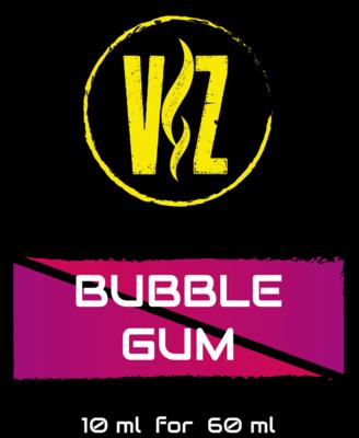V&Z - BUBBLE GUM 10/60