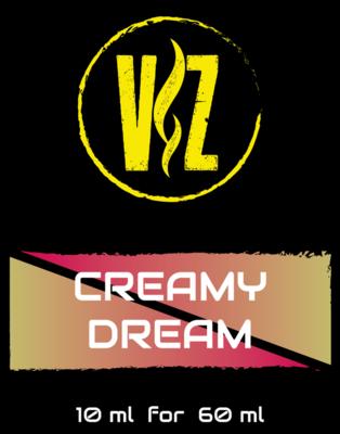 V&Z - CREAMY DREAM 10/60
