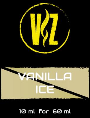 V&Z - VANILLA ICE 10/60