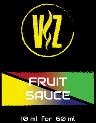 V&Z - FRUIT SAUCE 10/60