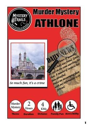 Athlone- Murder Mystery - West Meath