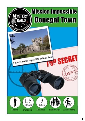 Donegal- Mission Impossible