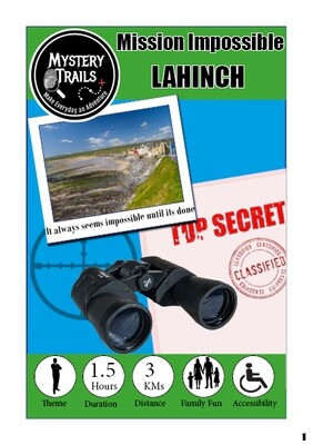 Lahinch- Mission Impossible - Clare