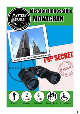 Monaghan Town - Mission Impossible