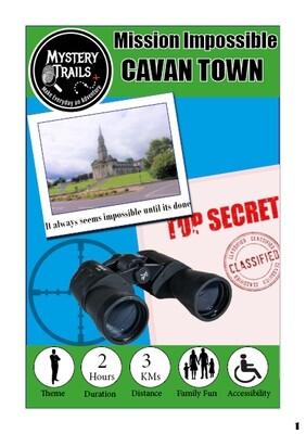 Cavan- Mission Impossible