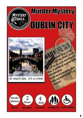 Dublin- Murder Mystery
