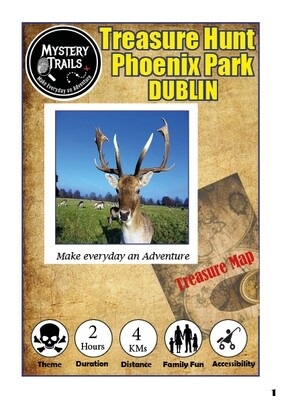 Phoenix Park-Treasure Hunt