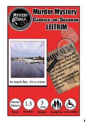 Carrick-On-Shannon- Murder Mystery - Leitrim