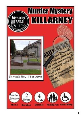 Killarney- Murder Mystery - Kerry