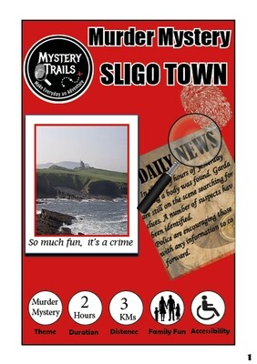 Sligo- Murder Mystery