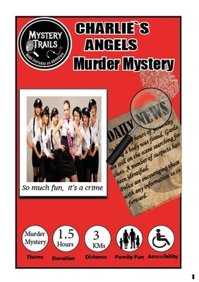 Personalised Mystery Trail