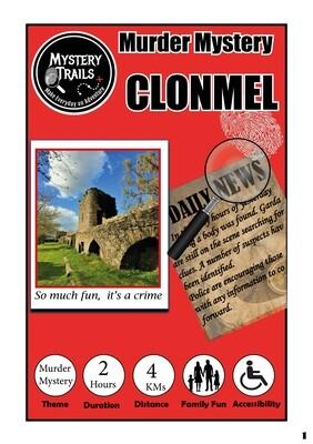 Clonmel-Murder Mystery-Tipperary