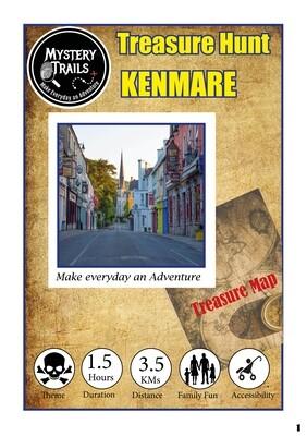 Kenmare- Treasure Hunt- Kerry