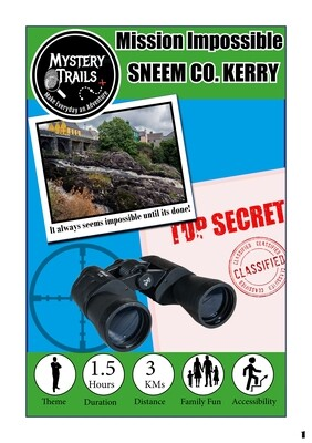 Sneem- Mission Impossible- Ring Of Kerry