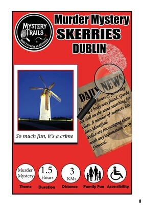 Skerries - Murder Mystery - North Dublin