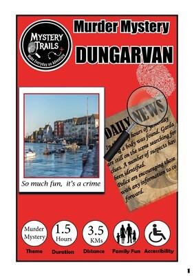Dungarvan- Murder Mystery- Waterford