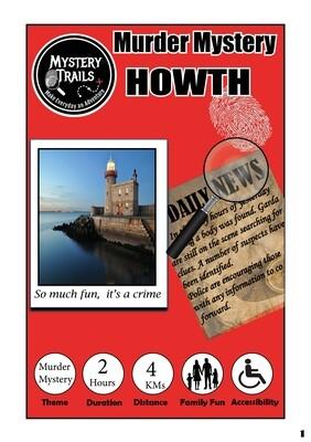 Howth - Murder Mystery -  Dublin