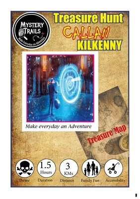 Callan- Spooky Edition Treasure Hunt - Kilkenny