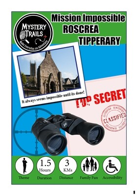 Roscrea- Mission Impossible - Tipperary
