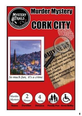 Cork- Murder Mystery
