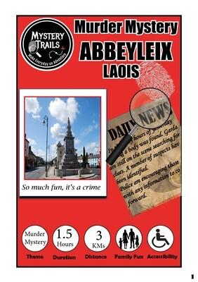 Abbeyleix- Murder Mystery- Laois
