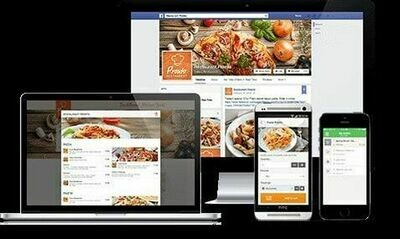 ​Basic Plan - Food Ordering System