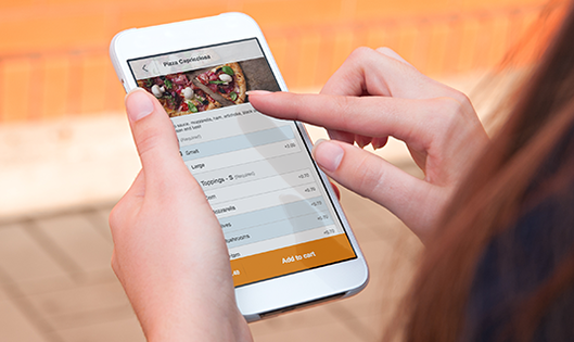 Professional Plan - Food Ordering System