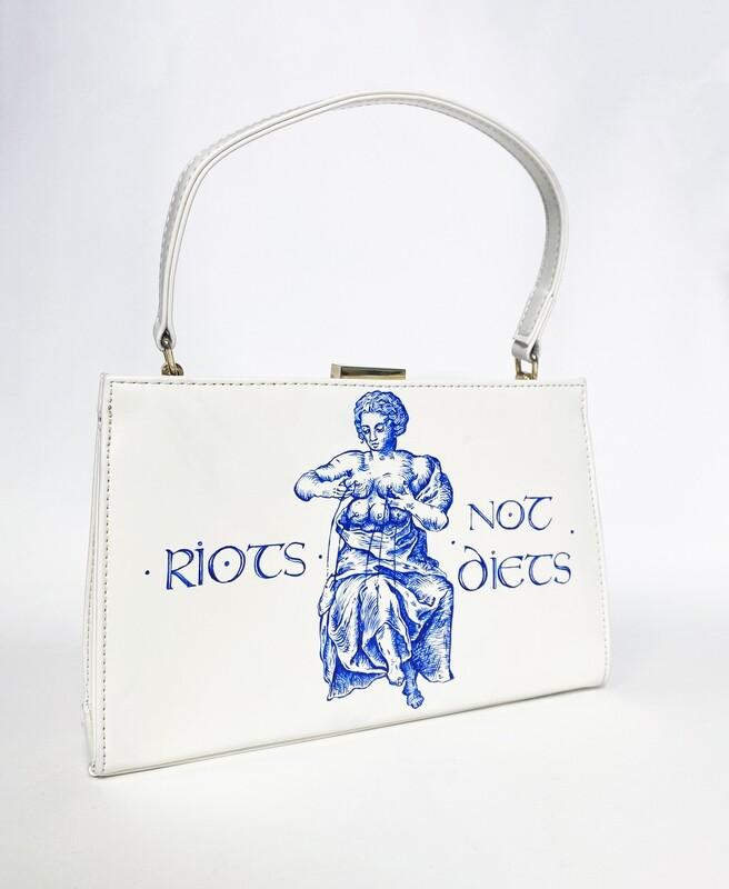 Riots Not Diets Bag