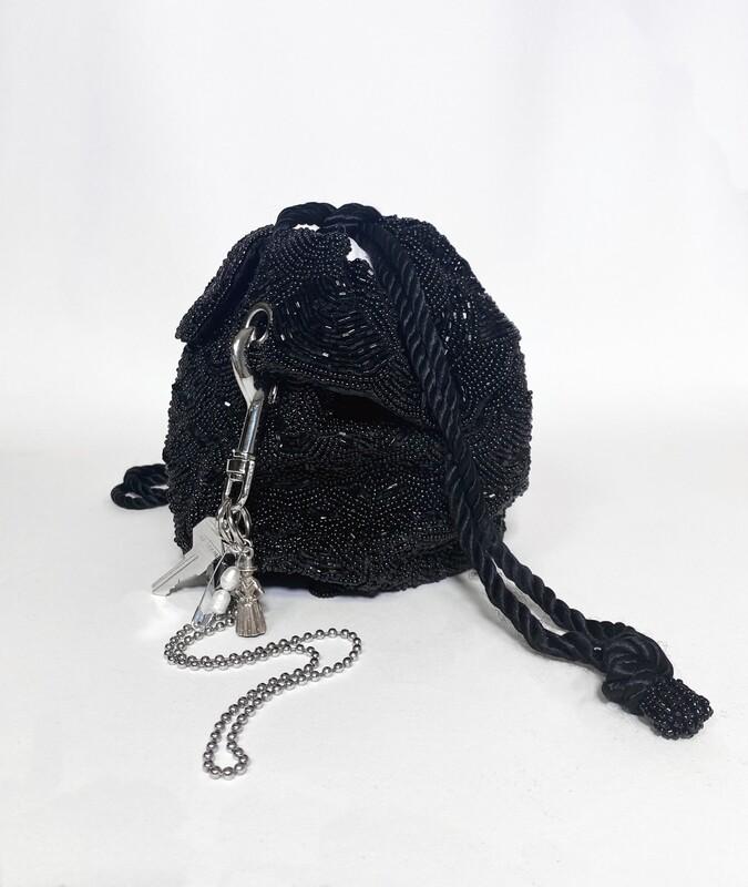 Bucket Charm Bag