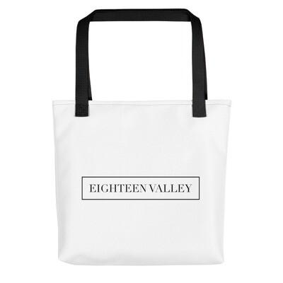 Eighteen Valley Logo Tote Bag