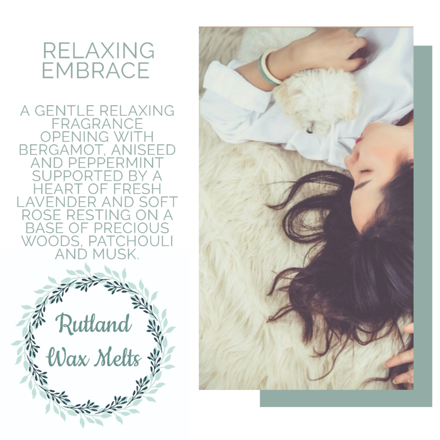 Relaxing Embrace