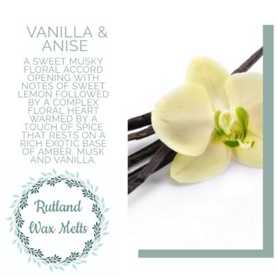 Vanilla & Anise