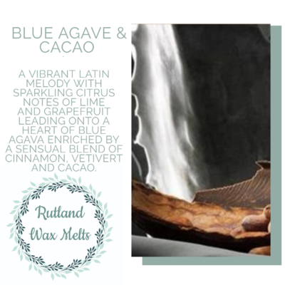 Blue Agave & Cacao