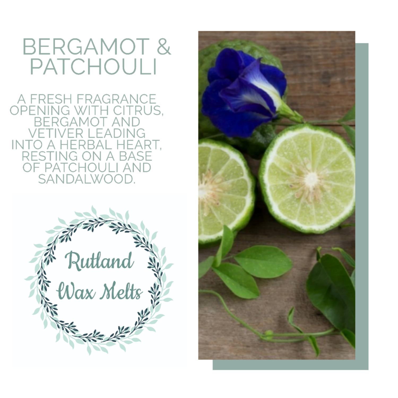 Bergamot & Patchouli