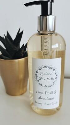 Lime Basil & Mandarin Luxury Hand Wash