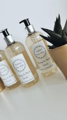 Peony & Blush Suede Luxury Hand Wash