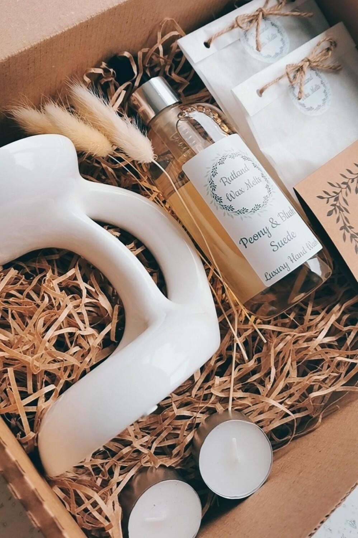 Wax Burner and Hand Wash Gift Set